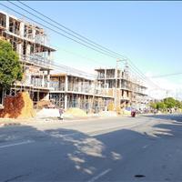 Nhà phố mới xây 1 trệt 3 lầu mặt đường 22m - Ngân hàng hỗ trợ 40%