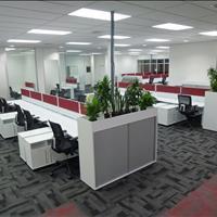 Cho thuê văn phòng, Showroom, tòa nhà Hải Ngân Buiding, 9A đường 25 Thanh Liệt, 100m2, chỉ 17 triệu