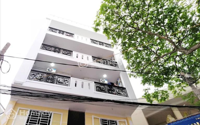 Phòng cho thuê mới xây có máy lạnh đường Quang Trung ngay chợ Hạnh Thông Tây quận Gò Vấp