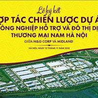 Phố thương gia Hanssip - Biểu tượng mới của Phú Xuyên