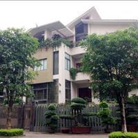 Quá hiếm, bán gấp biệt thự Linh Đàm, diện tích 350m2, 4 tầng, mặt tiền 35m, giá 33,6 tỷ