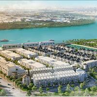 Chính chủ bán nền biệt thự compound 455m2, 23x20m giá 43 tỷ, thanh toán 46%, 2 mặt sông