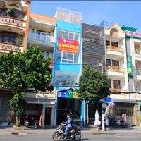 Cho thuê nhà 1 hầm 1 trệt 4 lầu mặt tiền Phan Xích Long