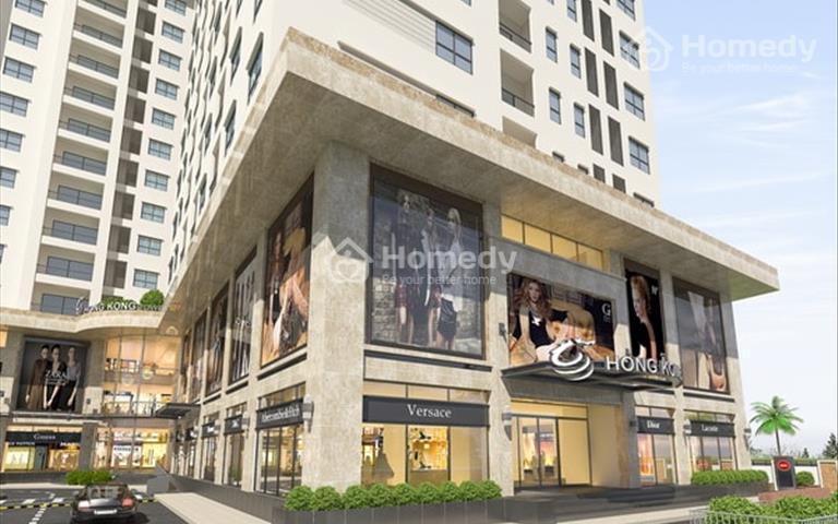 Cho thuê căn hộ 1 - 2 - 3 phòng ngủ tại Hong Kong Tower, cơ bản - full nội thất, giá rẻ nhất