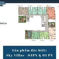 Tháng 12/2018, siêu phẩm Skyvilla dự án Ascent Nơ Trang Long, chỉ 07 căn