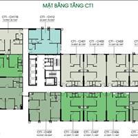 Chính chủ cần bán chung cư Eco Green City, căn 1206, diện tích 67.02m2, 2 phòng ngủ, 1.8 tỷ