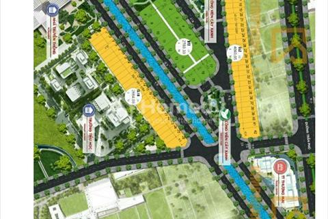 Bán nhanh lô đất dự án DRG Central Gate Điện Thắng Trung, khu trung tâm, giá cạnh tranh