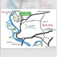 Đất nền dự án Tân Triều Riverside, Vĩnh Cửu, Đồng Nai
