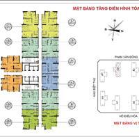 Cần bán gấp chung cư An Bình City, căn 0906 - A2, diện tích 74.7m2, 2 phòng ngủ, 2 tỷ
