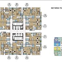 Thu vốn đầu tư bán gấp căn hộ 47 Nguyễn Tuân 1509 - 60m2, 1604 - 77m2, 1801- 90m2, giá 26 triệu/m2