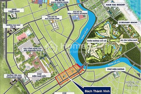 Dự án Bách Thành Vinh, GĐ 1, gía gốc chủ đầu tư chỉ 9 triệu/m2, mặt tiền sông Cổ Cò, gần Cocobay