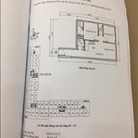 Marina Tower chính chủ cần bán căn 54m2 2 phòng ngủ - 2 WC giá 950 triệu