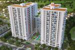 Quy mô 3 Block trong đó 2 block chung cư cao 18 tầng ở 2 bên, và 1 block 7 tầng nằm giữa tổng cộng 568 căn hộ và 8 căn shophouse với view đẹp ôm trọn quận 9.