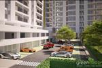 Các loại căn hộ từ 1 đến 2 phòng ngủ với đa dạng các loại diện tích từ 60m2 đến 100m2.