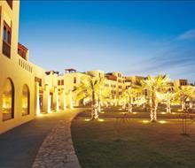 Hệ thống ánh sáng Tổ hợp khách sạn Jebel Sifah – Oman