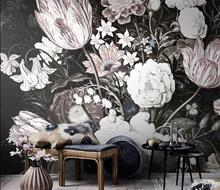 Vẽ tranh tường nhà hàng - quán cà phê