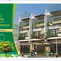 Dự án nhà ở liền kề bậc nhất khu B9 Diamond Hill Lào Cai