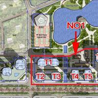Bán căn hộ chung cư Horizon N03 - T3 và T4 Ngoại Giao Đoàn, 110,7m2, tầng 12 căn 2, giá 27 triệu/m2