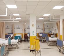 Dịch vụ vệ sinh bệnh viện Suluck