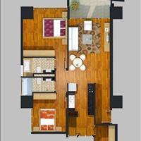 Bán chung cư New Skyline Văn Quán 103m2, 2 phòng ngủ, cắt lỗ sâu