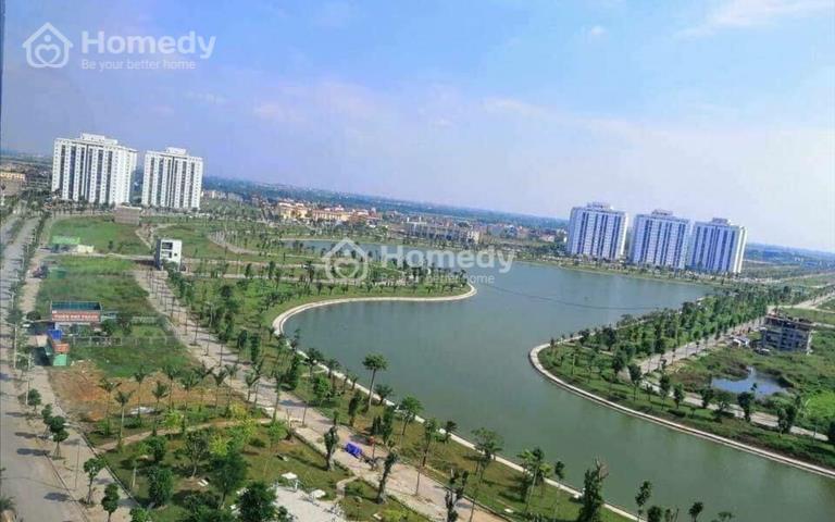 Bán gấp căn 3 phòng ngủ view hồ chung cư Mường Thanh Thanh Hà