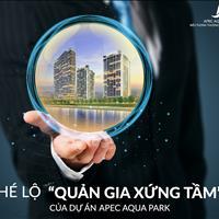 Chung cư Aqua Park Bắc Giang từ 800 triệu/căn hộ - hỗ trợ vay 70% - chiết khấu 11% - có sổ