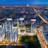 Bán căn góc 3 PN suất nội bộ của dự án Cộng Hòa Garden tầng 12 - view sân bay - giá chỉ có 3,8 tỷ