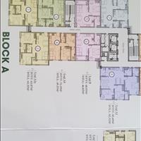 Bán 2 căn góc A.14-01 diện tích 61.55m2, 2 phòng ngủ, chênh lệch nhẹ