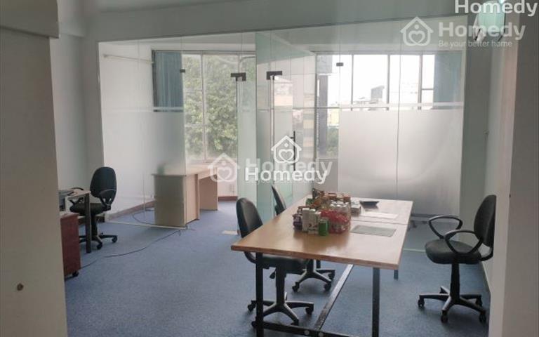 Cho thuê văn phòng 40m2, mặt tiền Đinh Tiên Hoàng, quận 1, giá 7 triệu/tháng