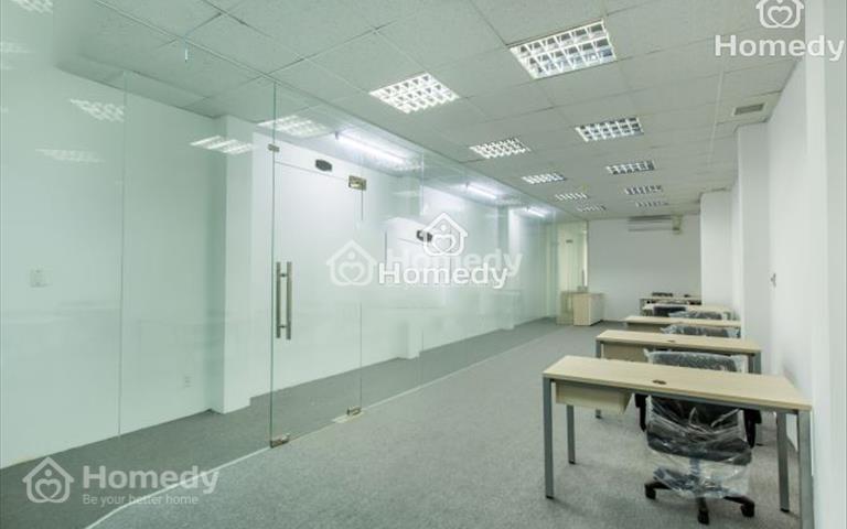Cho thuê văn phòng 40m2, mặt tiền Huỳnh Tấn Phát, quận 7, giá 9 triệu/tháng