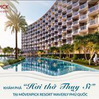Bán căn hộ nghỉ dưỡng Movenpick Waverly Resort Phú Quốc giá 3 tỷ, ngân hàng hỗ trợ cho vay 70%