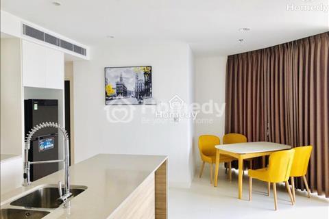 Cho thuê căn hộ Horizon quận 1, diện tích 105m2, 2 phòng ngủ, 17 triệu/tháng