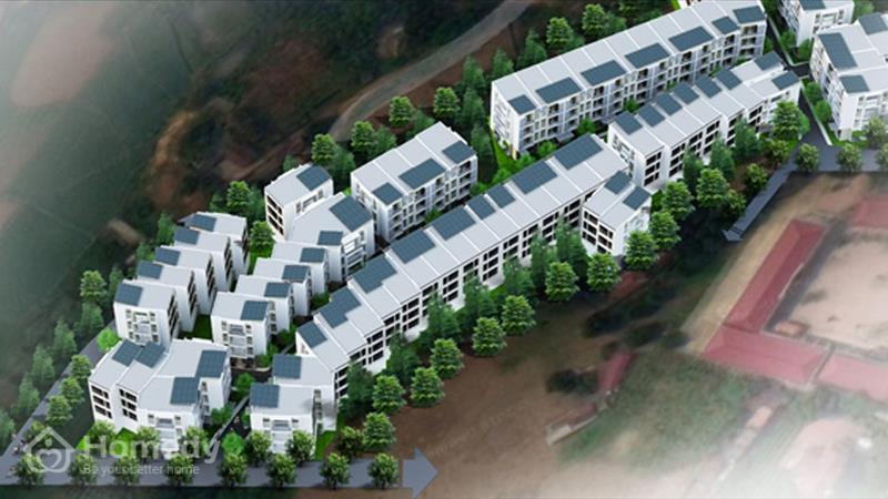 Dự án Khu dân cư Hola Town Hà Nội - ảnh giới thiệu