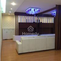 Cần cho thuê căn hộ 203 Nguyễn Trãi, Quận 1, view thoáng mát, 95m2, 3 phòng ngủ, 15 triệu/tháng