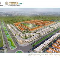 Bán căn góc Shophouse 120m2 - 3 mặt tiền kinh doanh tại dự án Centa City