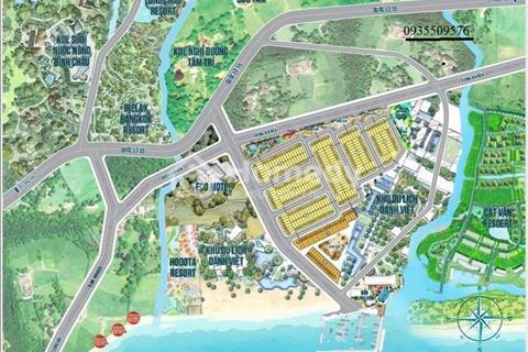 Đất nền biết thự ven biển Hồ Tràm Bình Châu chỉ từ 12 triệu/m2