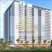 Bán căn hộ Golden Mansion 2 phòng ngủ 75m2, tầng cao, view hồ bơi, gần sân bay, chỉ 3 tỷ