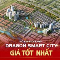 Bán đất nền Villa hai mặt tiền tại trung tâm dự án Dragon Smart City