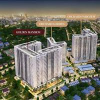 Bán căn hộ Golden Mansion - 69m2, 2 phòng ngủ, 2 WC hoàn thiện cơ bản, GM3 view công viên Gia Định