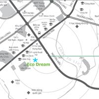 Tôi cần chuyển nhượng lại 2 căn thuộc chung cư Eco Dream - Nguyễn Xiển giá chỉ từ 25 triệu/m2