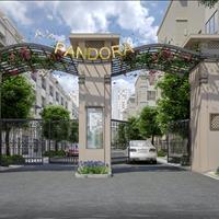 Bán suất ngoại giao biệt thự liền kề Pandora Thanh Xuân, 147.1m2, 5 tầng, chiết khấu 3%