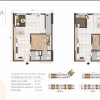 Căn hộ smart home 4.0 Sài Gòn Intela 2wc, 2 phòng ngủ, tặng nội thất