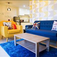 Masteri Thảo Điền cho thuê - Căn hộ 2 phòng ngủ thiết kế trang nhã - Giá chỉ 19.55 triệu/tháng