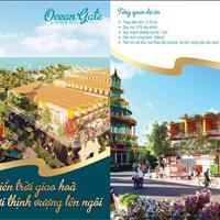 Đất nền mặt tiền biển Ocean Gate Bình Châu, thuộc trung tâm resort Hồ Tràm và Bình Châu, chỉ 1,2 tỷ