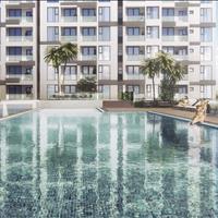 Bán căn hộ  Ascent Plaza Bình Thạnh, hồ bơi tầng nước ấm tràn bờ, 3 tầng TTTM, căn 2 phòng ngủ