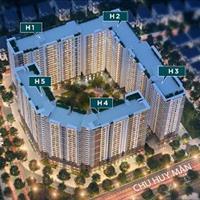 Bán gấp 2 căn liền kề 14,15 tòa H4, view Chu Huy Mân, ban công hướng Nam, chênh 150 triệu