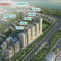 Eurowindow River Park - Sở hữu căn hộ 82m2 chỉ từ 1,6 tỷ, 3 phòng ngủ, 3WC, căn góc view đẹp