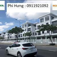 Nhà phố kinh doanh (2 mặt tiền) duy nhất tại Đà Nẵng