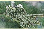 Mật độ xây dựng chiếm 70%, 30% còn lại tạo nên không gian xanh đan xen, thoáng mát, cư dân có thể nghỉ ngơi thư giãn với 2 công viên xây xanh và hồ ngay trước mặt.