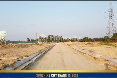 Bán lô đất còn lại giá tốt - liên hệ biết chi tiết - đất vàng Khu đô thị Sunshine City